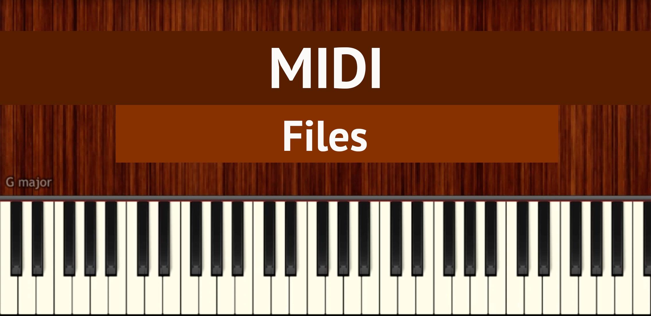 Latest Hindi Song MIDI Files | Bollypiano